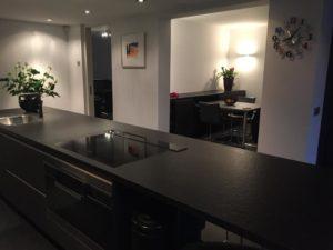 Project Keuken, Totaalbouw Van der Laan